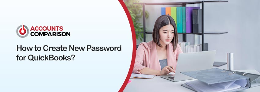 Create a New Password for QuickBooks