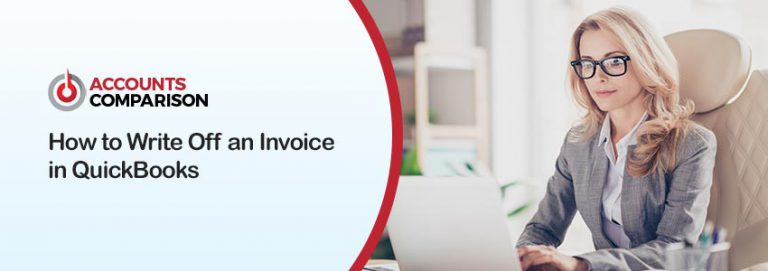 Write Off an Invoice in QuickBooks