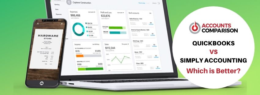 QuickBooks vs. Simply Accounting