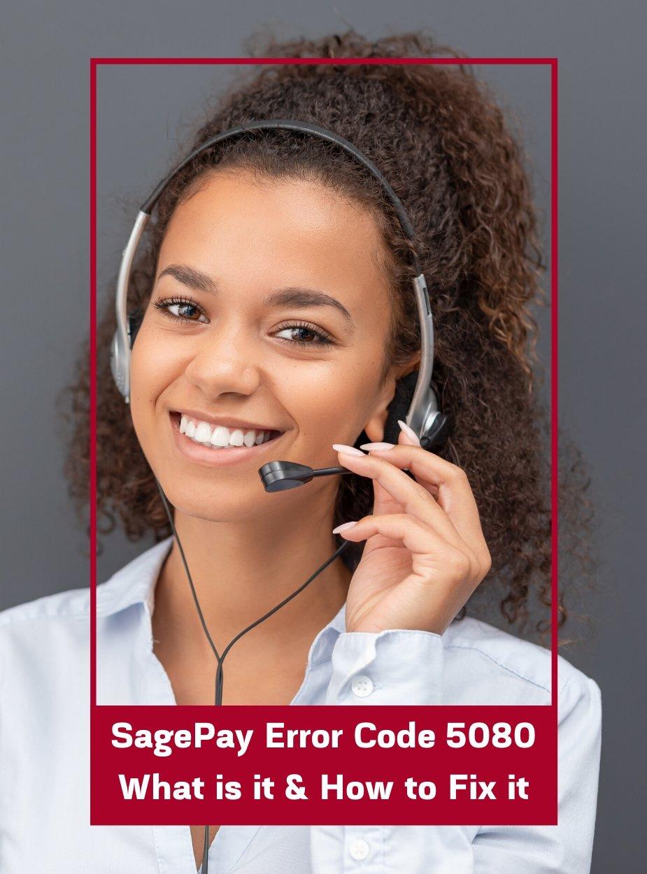 SagePay Error Code 5080