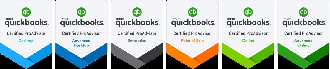 Certified QuickBooks ProAdvisors