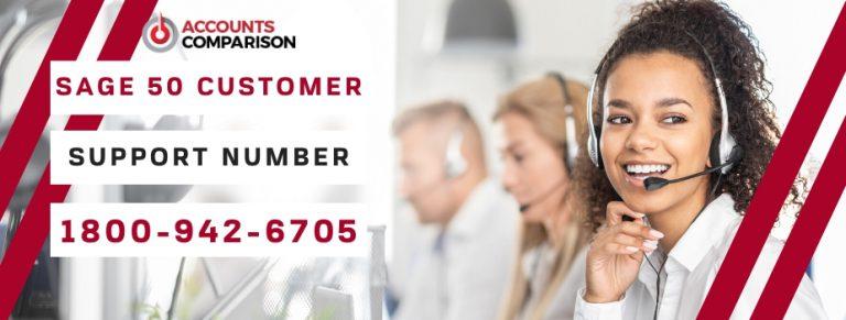 Sage 50 Customer Support Number
